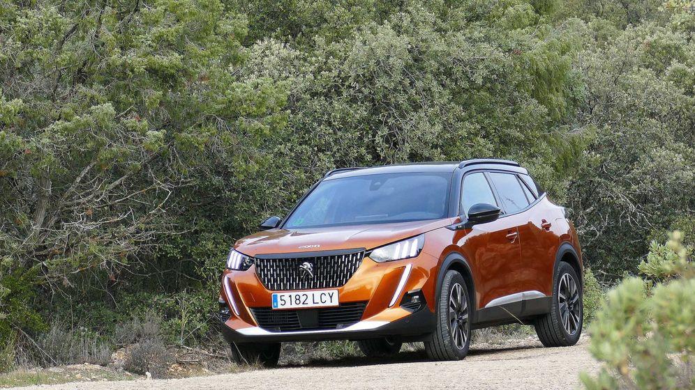 Foto: Peugeot e-2008, el SUV eléctrico hecho en España