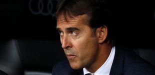 Post de Lopetegui y el peligro de pensar que nadie le hará la cama en el Real Madrid