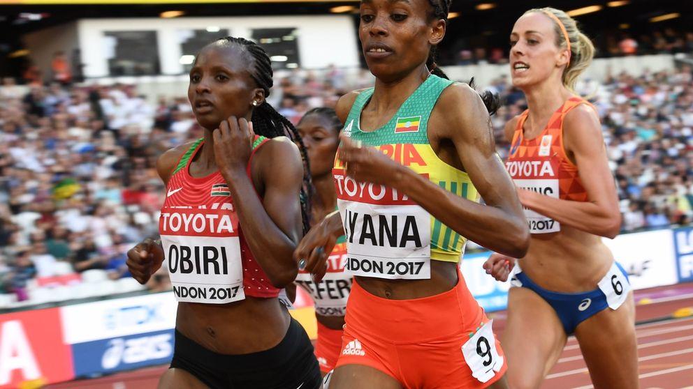 Nadie se cree a Almaz Ayana, la mejor atleta del momento