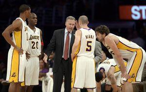 D'Antoni deja el banquillo de los Lakers y vuelven los días felices