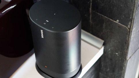 Sonos Move, a prueba: un altavoz portátil único para tu casa (y para tu bolsillo)