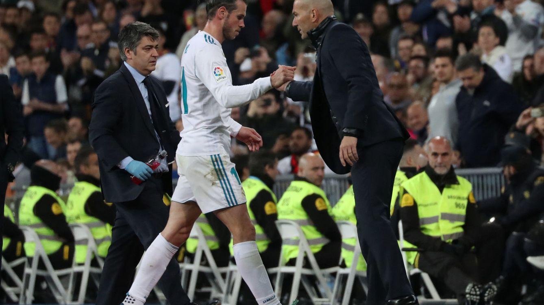 El disparo de Zidane a Bale en el Real Madrid y la imposición a Florentino