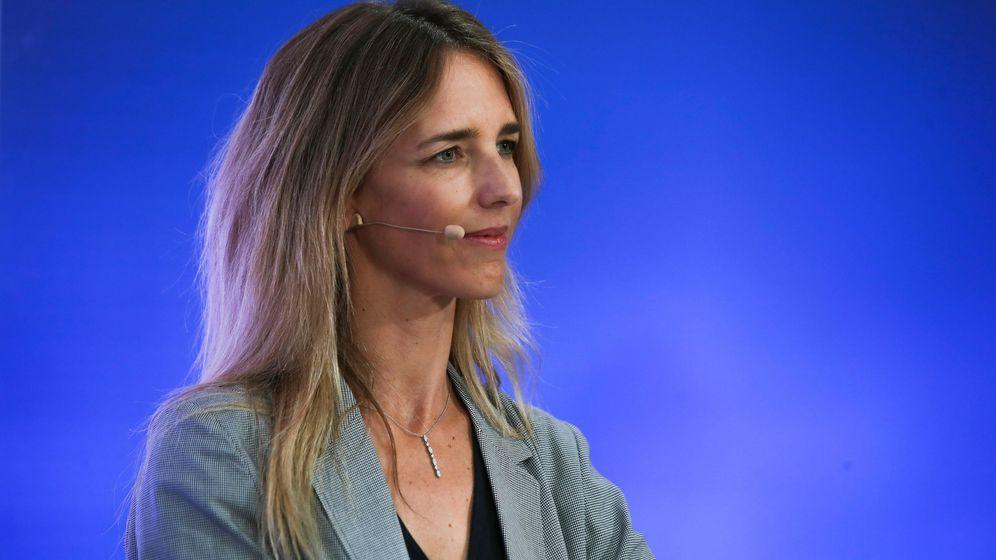 Foto: La portavoz del PP en el Congreso de los Diputados, Cayetana Alvárez de Toledo. (EFE)