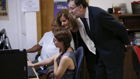 El trabajo de registrador al que Rajoy regresa tras 33 años se ha digitalizado: Nada que ver