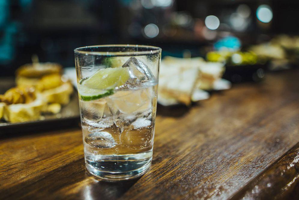Foto: El consumo de gin-tonic se desplaza a la tarde.
