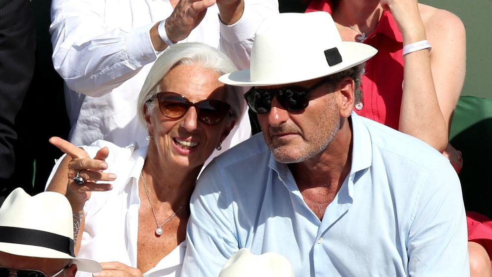 Xavier Giocanti, el novio de la 'dominatrix' Christine Lagarde
