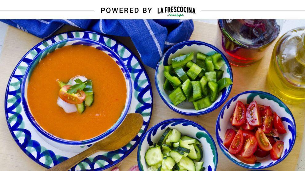 Gazpacho vs. salmorejo: recetas de los platos estrella del verano