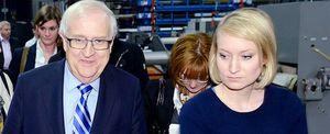 Foto: El acoso sexual del socio de Merkel a una periodista sacude Alemania