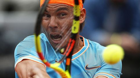 Rafa Nadal en directo: la final del Masters 1.000 de Roma ante Novak Djokovic