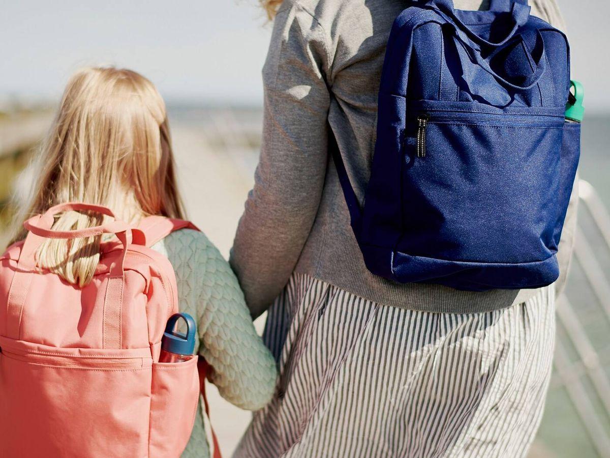 Foto: Ikea ha sacado unas mochilas perfectas para la rentrée. (Cortesía)