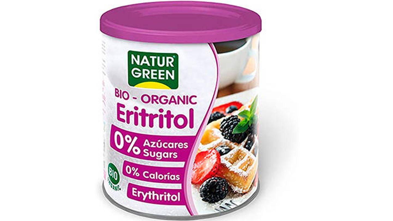 El mejor, nuestra elección: Eritritol orgánico granulado NaturGreen