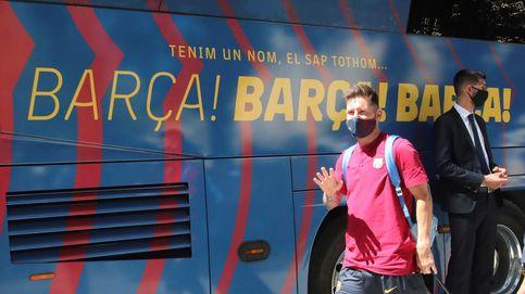 La Liga respalda al Barcelona y avisa a Messi de que debe pagar la claúsula de 700 millones