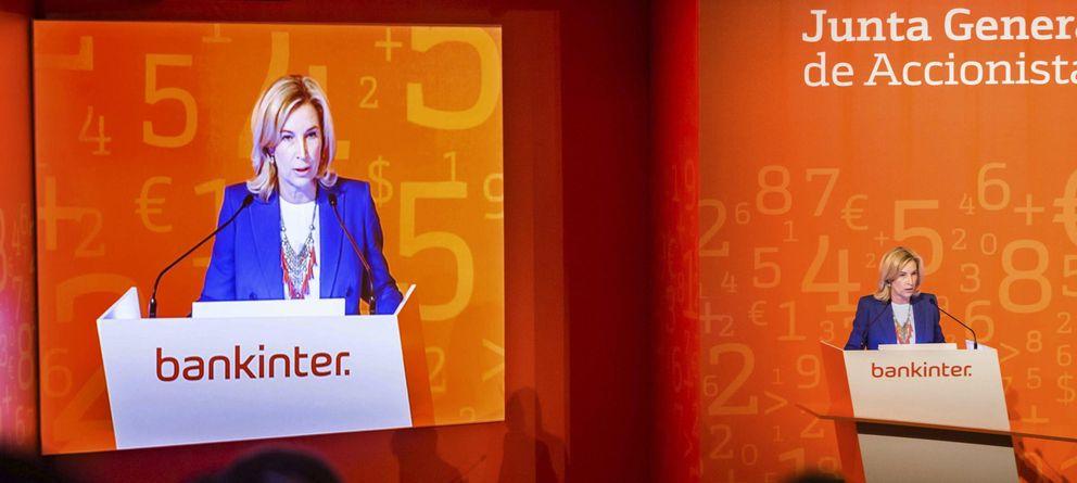 Foto: La consejera delegada de Bankinter, María Dolores Dancausa. (EFE)