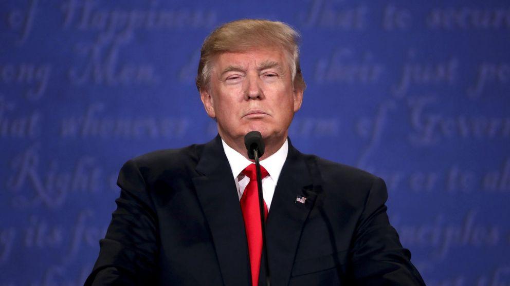 """Trump no aclara si aceptará el resultado electoral. """"Lo veré en su momento"""""""