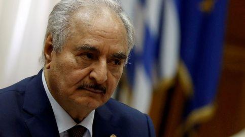 Hafter anuncia que asume el control de Libia
