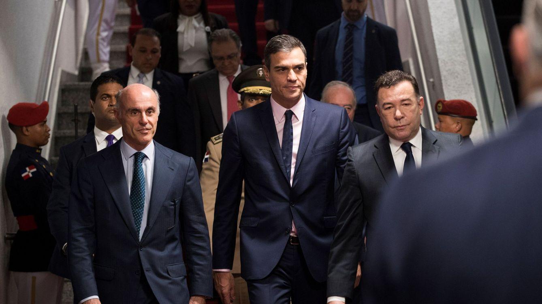 Sánchez tacha de tirano a Maduro y califica a Guaidó como el líder de la transición