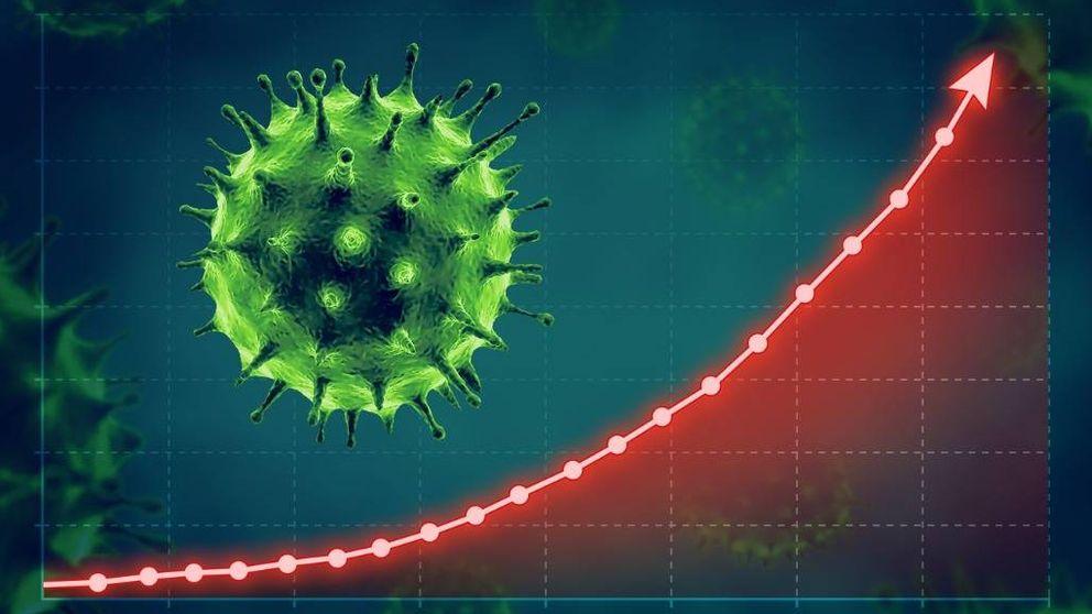 Así evoluciona la curva del coronavirus en España y en cada comunidad autónoma