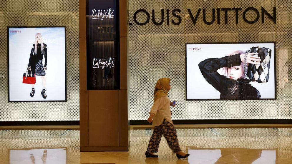 Louis Vuitton deja su negocio financiero en España tras comprar El Ganso