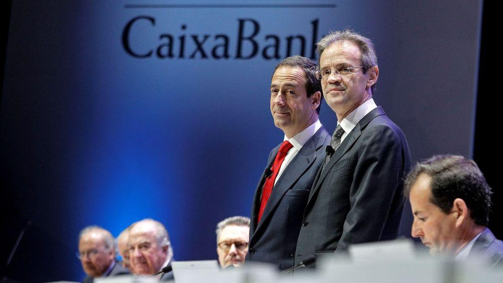Gortázar destaca la apuesta de BPI en la primera junta de CaixaBank en Valencia