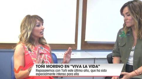 Emma García y Toñi Moreno, cara a cara en 'Viva la vida'