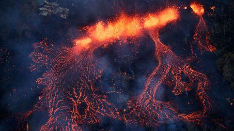 Los ríos de lava del volcán Kilauea obligan a desalojar mil viviendas