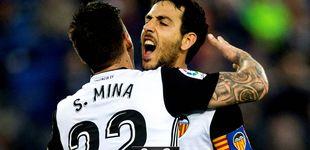 Post de Quién le iba a decir a Parejo que sin jugar en el Barça iba a luchar por la Liga