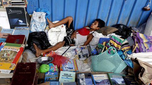 Día del libro en Myanmar