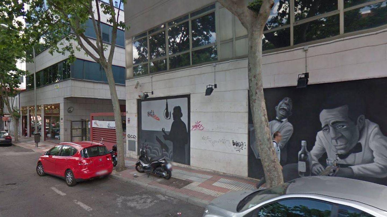 Calle Alcalá, 496. (Google Maps)