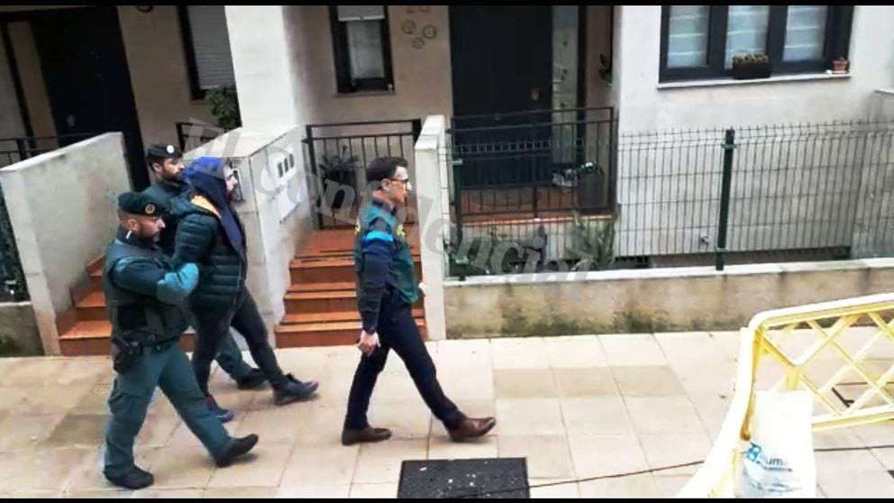 Un inductor, un enlace y dos sicarios: los 4 detenidos del crimen del concejal de Llanes