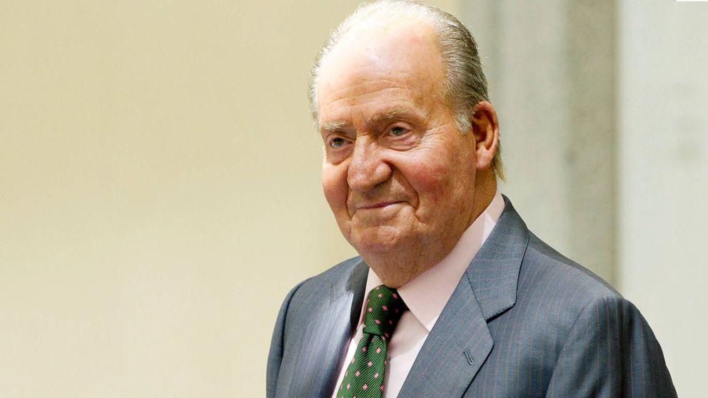 Una conversación con un periodista confirma dónde está el rey Juan Carlos en esta crisis