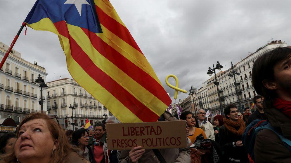 Foto: Una manifestación independentista. REUTERS