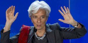 La banca francesa 'pone velas' por la candidatura de Lagarde al FMI