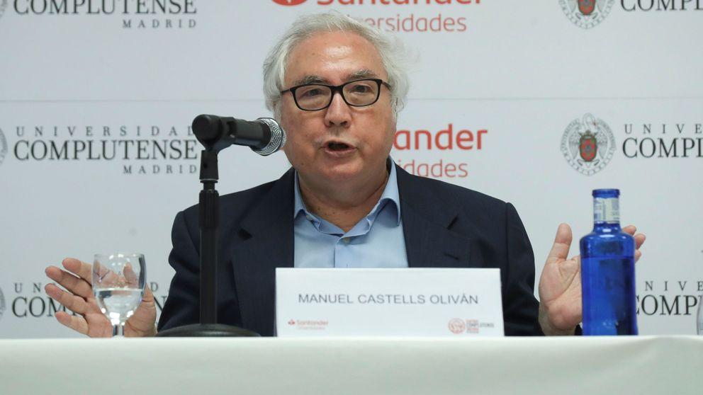 Castells se defiende frente a las acusaciones de desaparición: Es una leyenda urbana