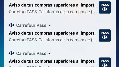 No, no han hackeado tu tarjeta Carrefour Pass: el error que te 'carga' compras