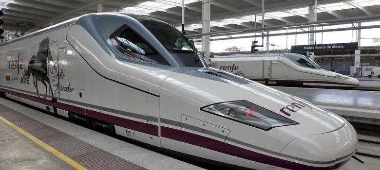 Foto: Asturias exige al PP acceso al AVE, el último tren que puede garantizar su futuro