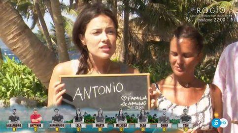 Injusto palo de 'Supervivientes' a Melyssa Pinto por culpa de Canales: Lo dijimos