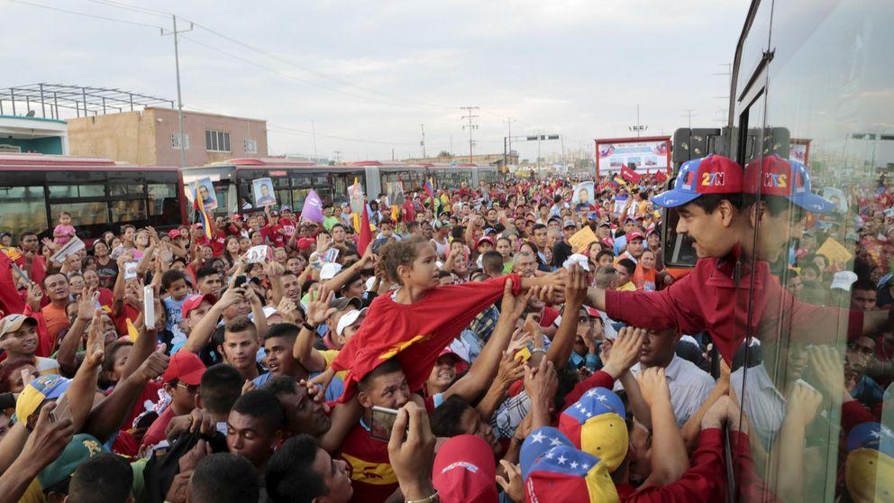 Maduro movilizará al pueblo si la oposición no aprueba los presupuestos