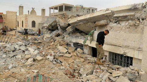 ¿Mata Estados Unidos más civiles que Rusia en la guerra de Siria?