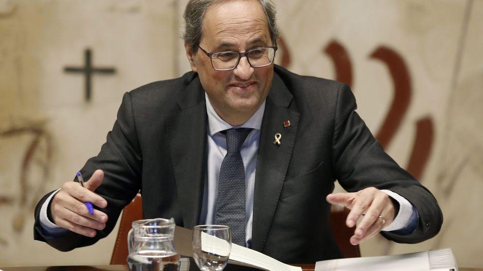 Torra demanda a Sánchez bilateralidad y respeto para reabrir el diálogo con el PSOE