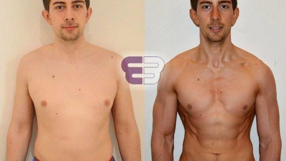 Cómo perder peso y lucir abdominales en doce semanas (comiendo bien)