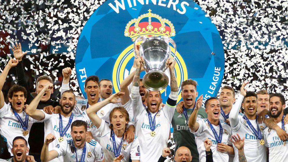 Foto: ¿Ganará el Real Madrid su cuarta Champions League consecutiva? (Reuters)