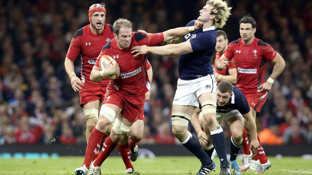 Oda al rugby con Wyn Jones, el hombre que pidió no sancionar a un rival