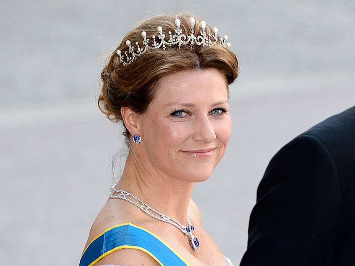 Foto: Marta Luisa de Noruega en una imagen de archivo. (Getty)