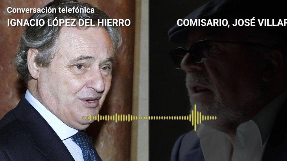 Comisario Villarejo: Que Alfredo sabía lo de Gürtel, sin duda. Que se le preparó a Balta, sin duda