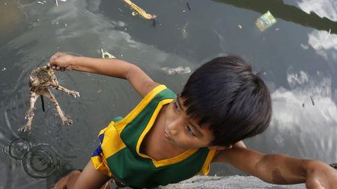 Proyecto contra las inundaciones en Manila