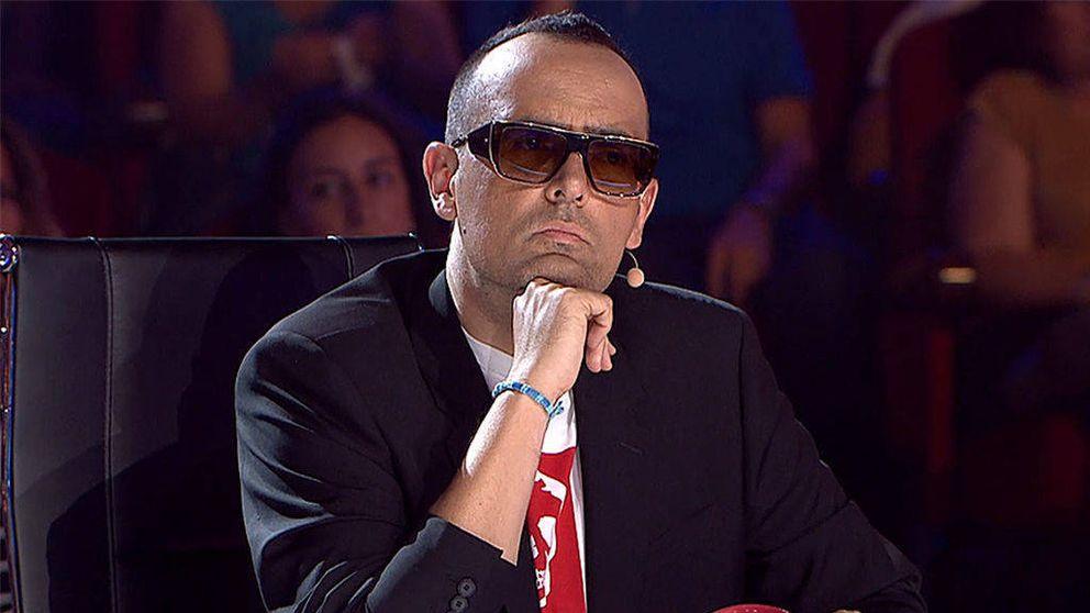 Las 5 peores valoraciones de Risto Mejide en la segunda semifinal de 'Got Talent'