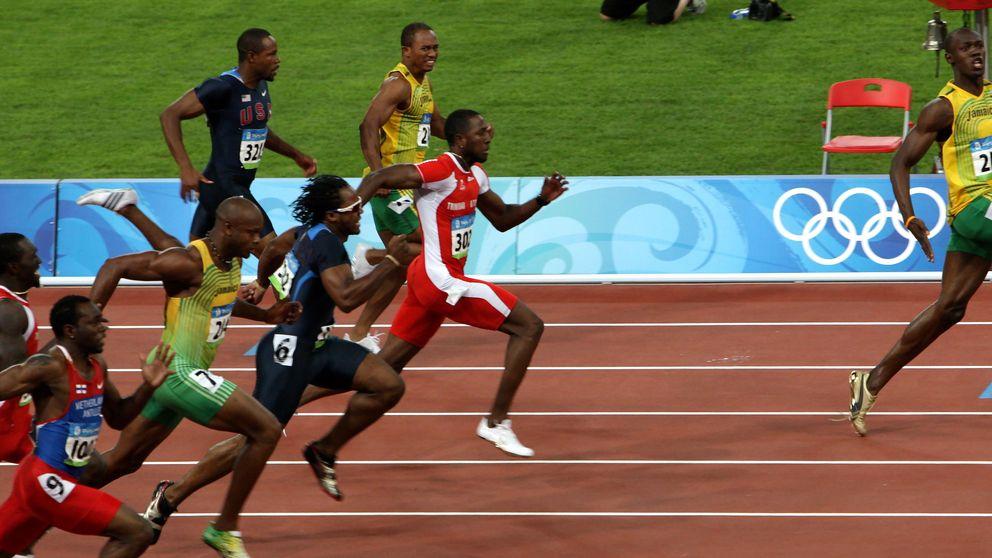 El secreto de la velocidad de Usain Bolt está en sus rodillas