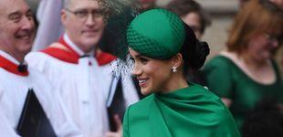 Post de El detalle secreto del vestido verde de Meghan Markle en su gran despedida