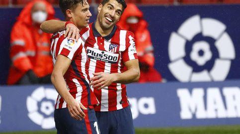 Luis Suárez y Marcos Llorente, los desechos que amargan al Barcelona y al Madrid