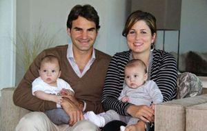 Roger Federer será padre por tercera vez